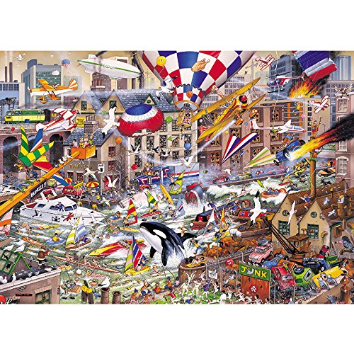 Gibsons I Love the Weekend Jigsaw Puzzle (1000 Piece) Puzzle