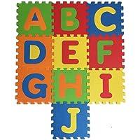 Gizhome Oyun Mat Puzzle Alfabe Çocuk Ve Anaokulu Halısı