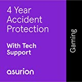 ASURION 4 Year Gaming Protection Plan with Tech Support $500-599.99