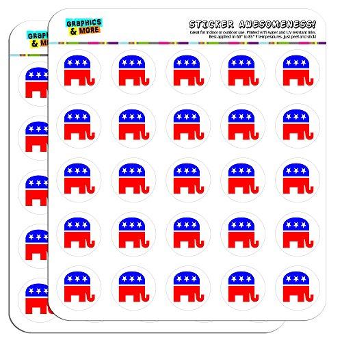 Republican Elephant 1