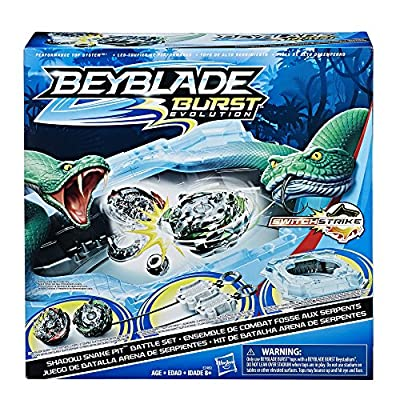 BEYBLADE Burst Evolution Multicolor: Toys & Games