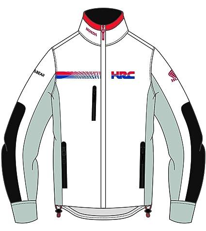 MotoGP Apparel - Chaqueta de invierno Team Hrc, color blanco ...