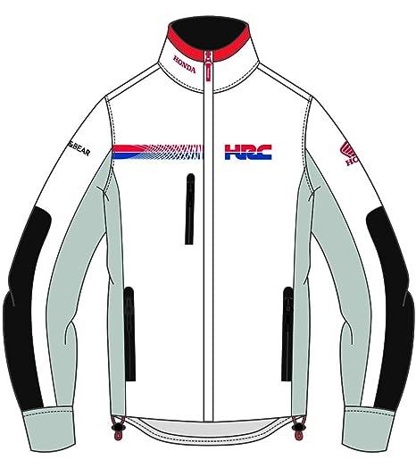 MotoGP Apparel – Chaqueta de invierno Team Hrc, color blanco, ...
