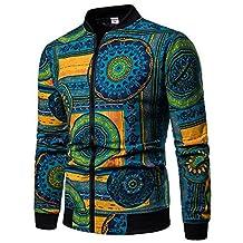 Spbamboo Mens Sweatshirt no Hood Zipper Pullover Long Sleeve Tops Outerweat 2018