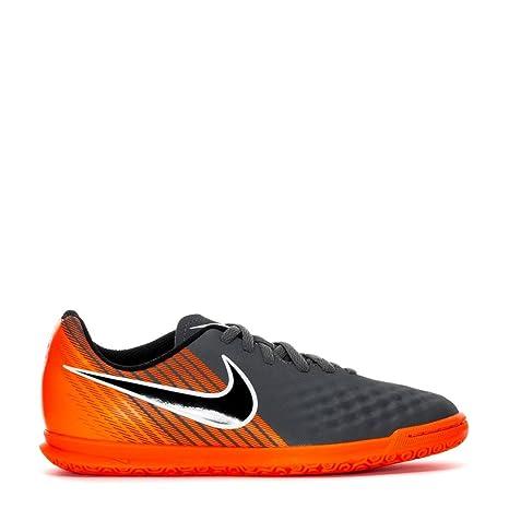 78d880d41dcc Amazon.com: Nike Jr. ObraX 2 Club (TF) Astro Turf Trainers - Dark  Grey/Black: Sports & Outdoors