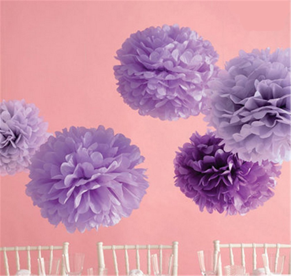 Dark Purple Hanging Flowers Amazon