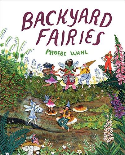 BOOK Backyard Fairies<br />[Z.I.P]
