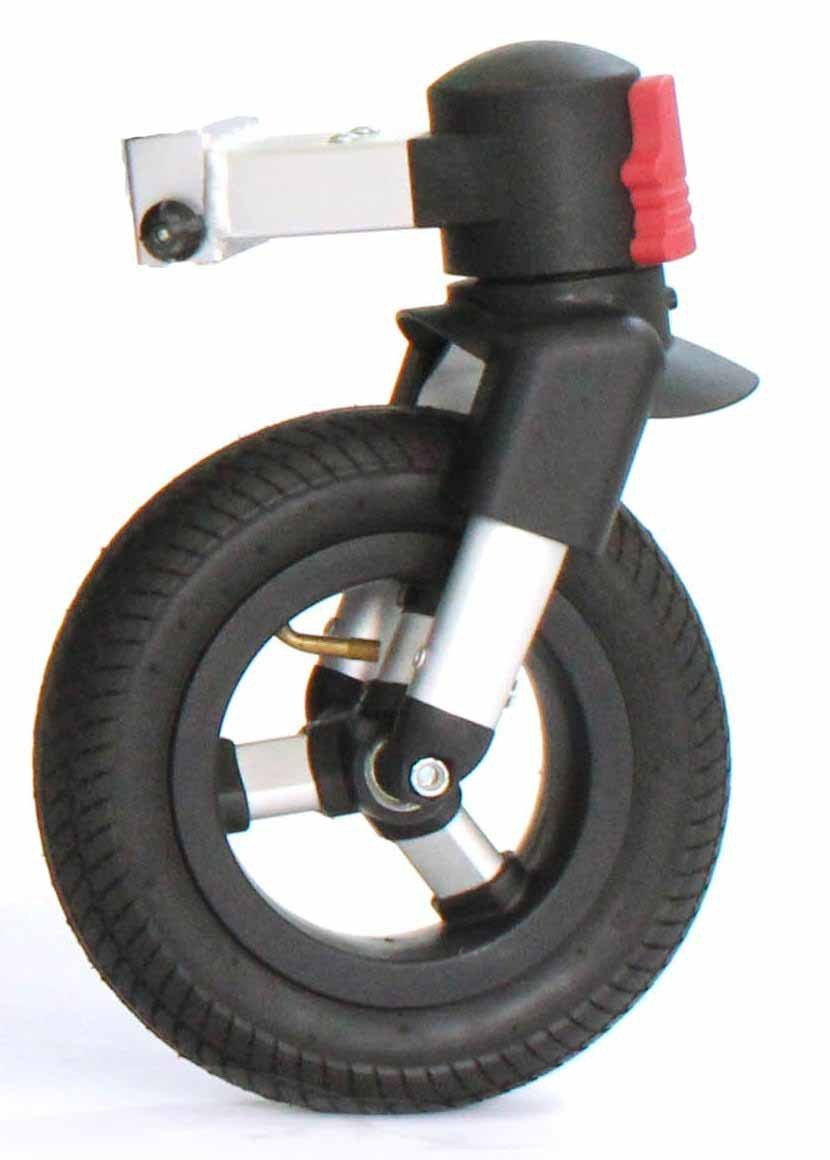 Qeridoo 360 Grad drehbares LuftRad f/ü r Fahrradanh/ä nger Sportrex Speedkid Modelle ab 2014