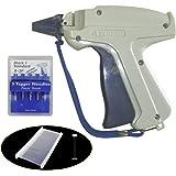 1 Repuestos Aguja + Gratis 1000 Lengüetas Clothes Precio Label Día Etiquetado Pistola fuego - 3