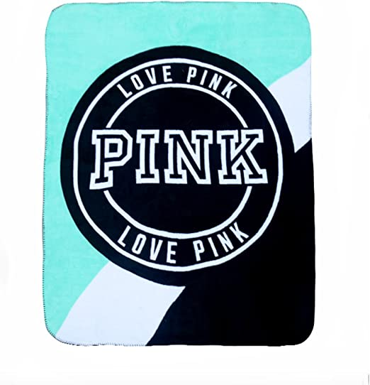 Amazon Com Victoria S Secret Blanket Supersoft New Style Pink