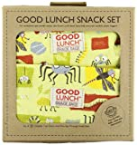 Sugarbooger Good Lunch Snack Set, Icky Bugs