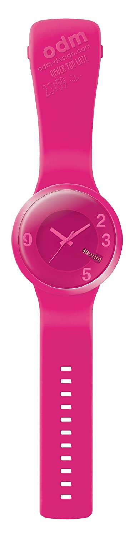 ODM Reloj Analógico para Unisex de Cuarzo con Correa en Silicona DD127-03