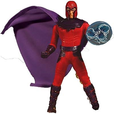 Mezco Toyz Magneto One 12 Collective Figure Standard: Toys & Games