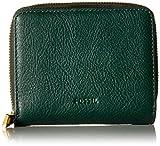Fossil Emma Rfid Mini Multifunction Alpine Green Wallet