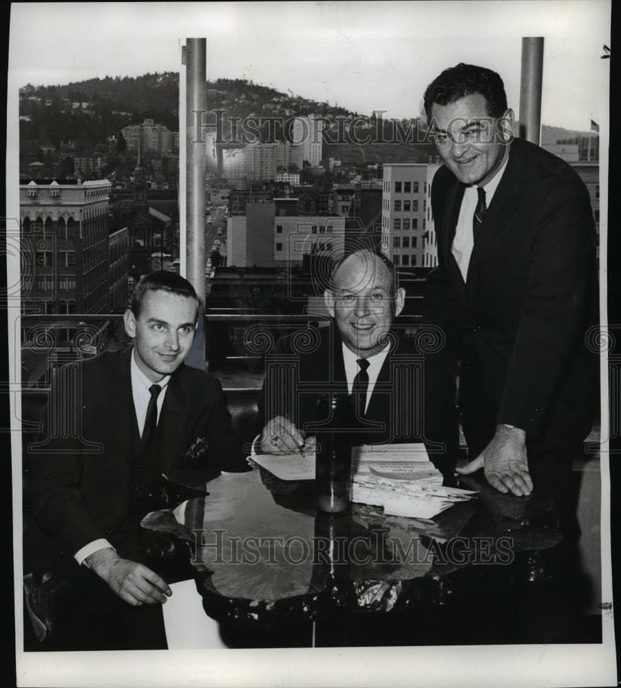 Vintage Photos Foto Prensa 1965 Ron Schmidt, Lyle Peters y ...
