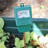 Manyo Humidité du Sol avec Longue sonde, Soil Moisture Sensor Mètre testeur, pour Le Jardin, Ferme, Pelouse, intérieur et extérieur