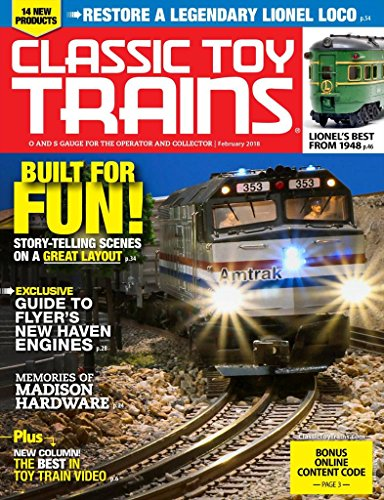 Hopper Atlas (Classic Toy Trains)