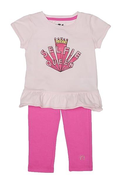 ab0e28297 Amazon.com: Juicy Couture Baby Girl's 'Selfie Queen' Top & Leggings ...