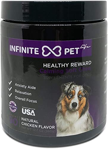 Healthy Reward Supplement for Dogs – Natural Formula, 100 Made in The USA