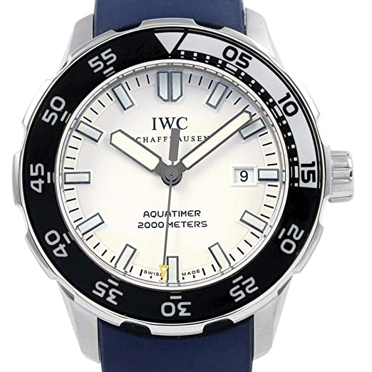 IWC Aquatimer IW356805 - Reloj automático para Hombre: IWC: Amazon.es: Relojes