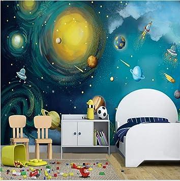 Mddjj 3D Wandbild Tapete Für Wand Astronomischen Traum Weltraum ...
