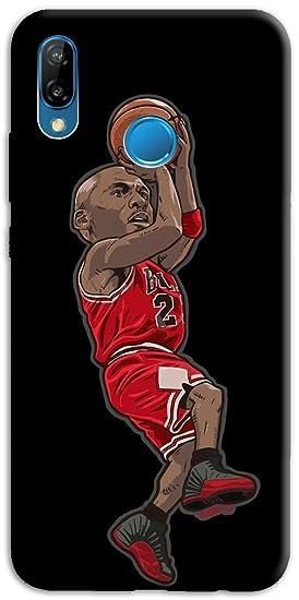 coque huawei p20 lite basketball