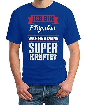Geschenke Fur Physiker Bin Physiker Was Sind Deine Superkrafte T