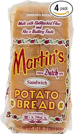 Martin sándwich de la patata bread- 16 Slice 18 oz: Amazon ...