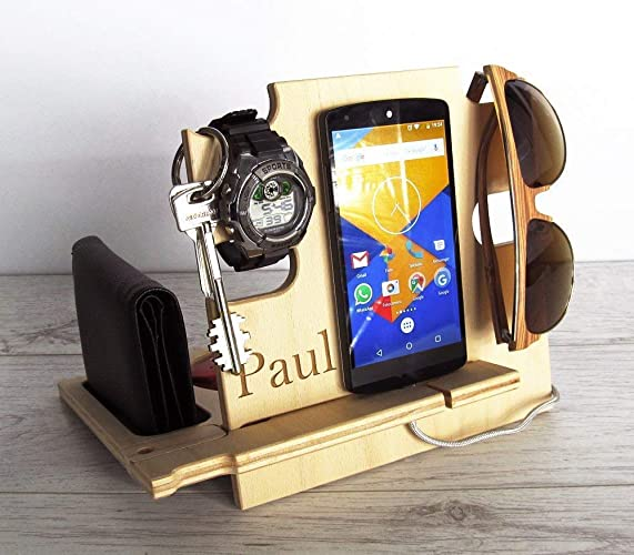 2c90994a2aae Amazon.com  Wooden Docking Station