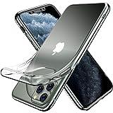 Youriad iPhone 11 Pro ケース カバー | 透明 クリア ソフト カバー| 特徴 軽量 薄型 ストラップ 滑り止め ワイヤレス充電対応 落下防止 TPU(iPhone11Pro XI 専用) (iPhone 11 Pro)