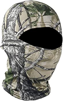 Amazon.com: tclian camuflaje Balaclava Full Face máscara ...
