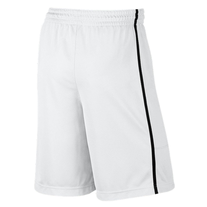 e1a796ee2df1 Amazon.com  NIKE Air Jordan Mens Jumpman Double Crossover Shorts AA1383 100  White (L)  Shoes