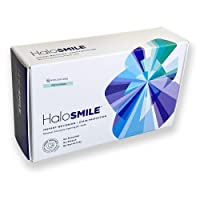 HaloSmile Instant Teeth Whitening Cosmetic (12 Application, Natural White)