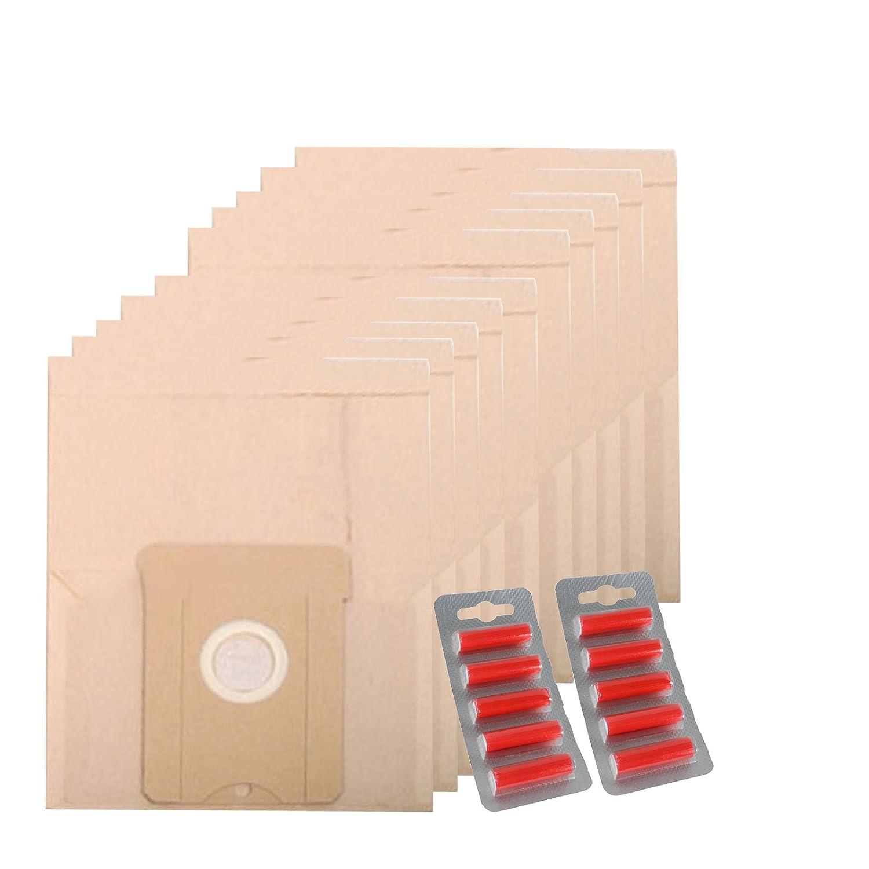 Spares2go - Bolsas de polvo para aspiradora AEG Vampyr (10 ...