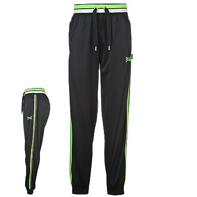 Everlast para hombre Pop Track Pantalones Deportivo Pantalones de ...