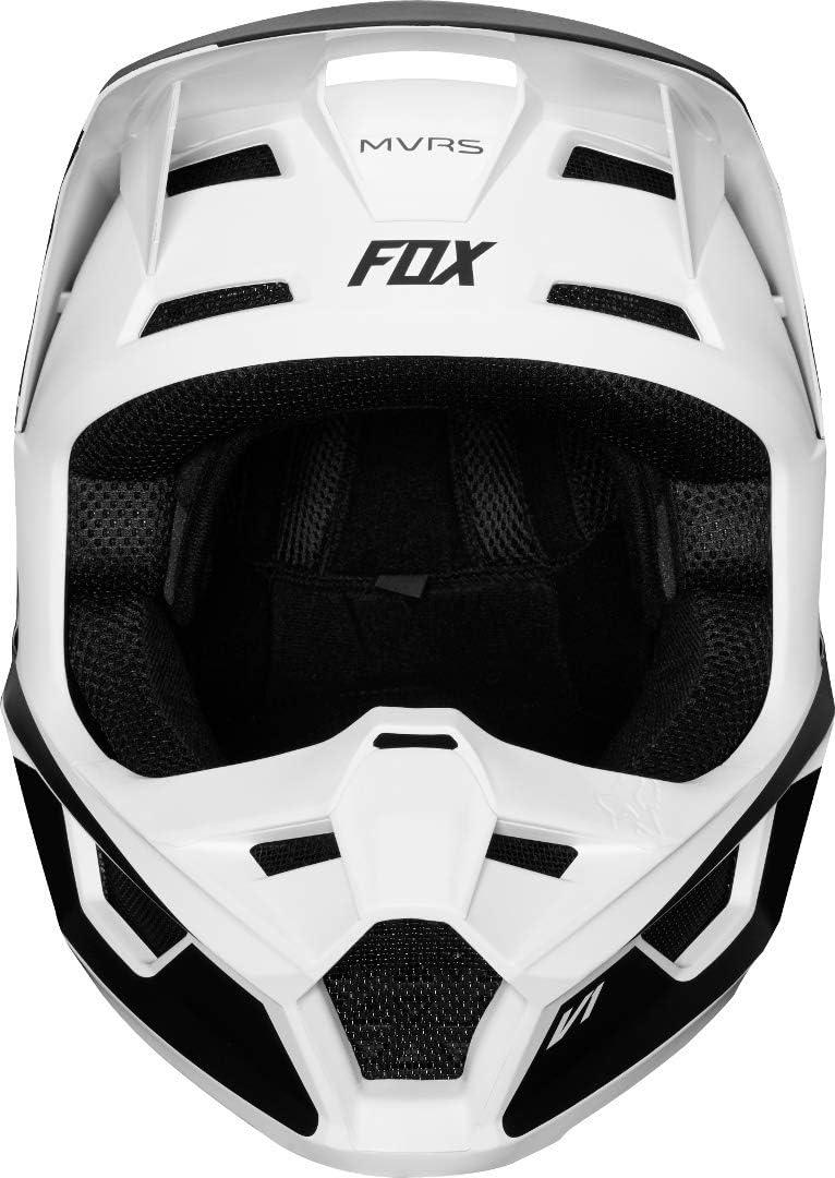 Fox Racing Youth V1 Przm Helmet M Black//White