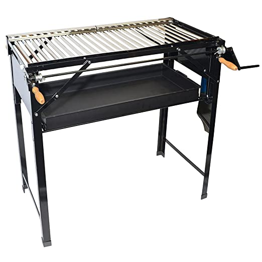 Amazon.com: 5 Burner Hatch Chile Roaster Propane Roaster Drum & Portable Stand CR-BARBACOA-2: Garden & Outdoor