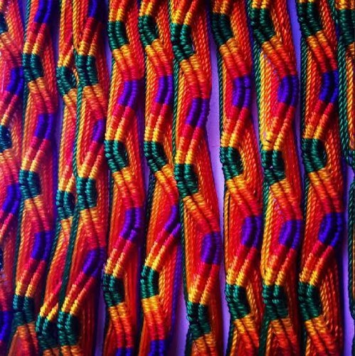 Wholesale Lot of 100 Peruvian Friendship Bracelets by Sanyork Fair Trade (Image #5)