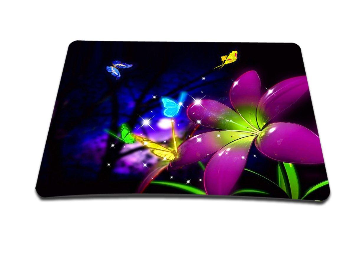 Luxburg® Design tappetino Mouse mousepad, motivo: Famiglia bizzarra 18654
