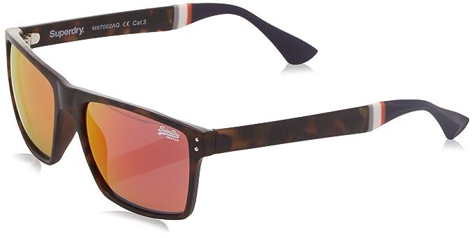 Superdry Yakima Gafas de Sol, Multicolor (Matte Camo Tort ...