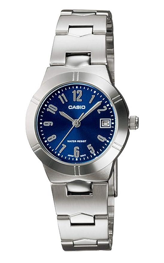 Amazon.com: Casio General – Relojes para mujer de metal a la ...