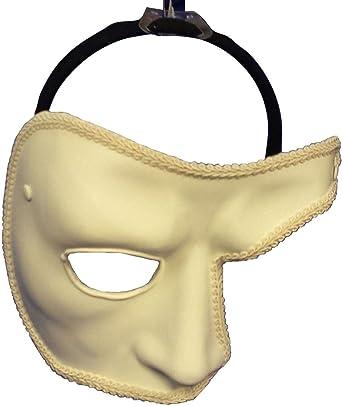 Phantom Of The Opera Cloak & Mask Halloween Fancy Dress XL[Deluxe ...
