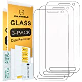 [3-Pack]- Mr.Shield for Samsung Galaxy S6 Active (Not Fit Galaxy S6) [Tempered Glass] Screen Protector [Japan Glass 9H Hardness] Lifetime Replacement
