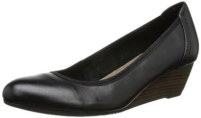 Tamaris 22320, Escarpins Femme, (Black), 39 EU