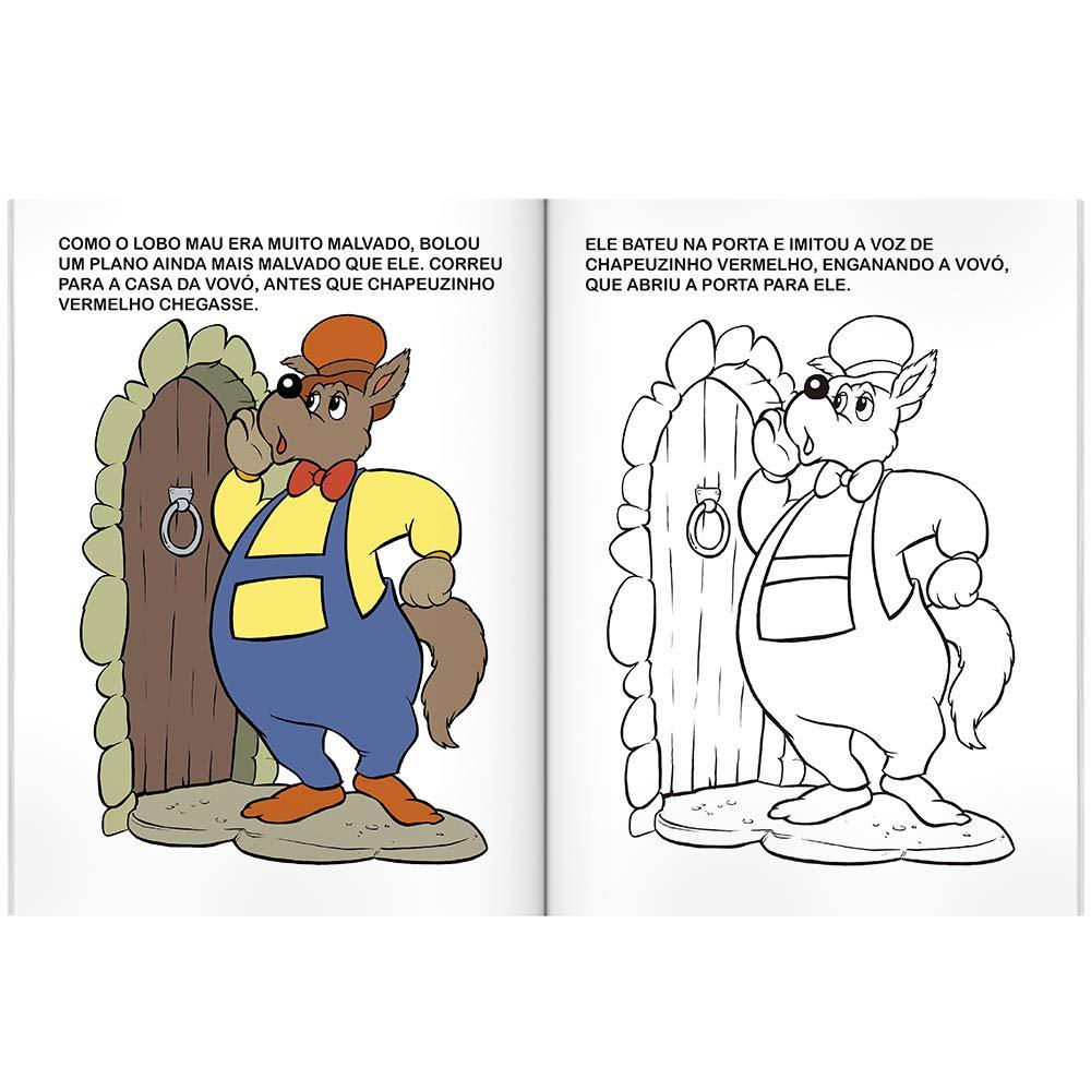 Chapeuzinho Vermelho Varios Autores 9788573892413 Amazon Com Books