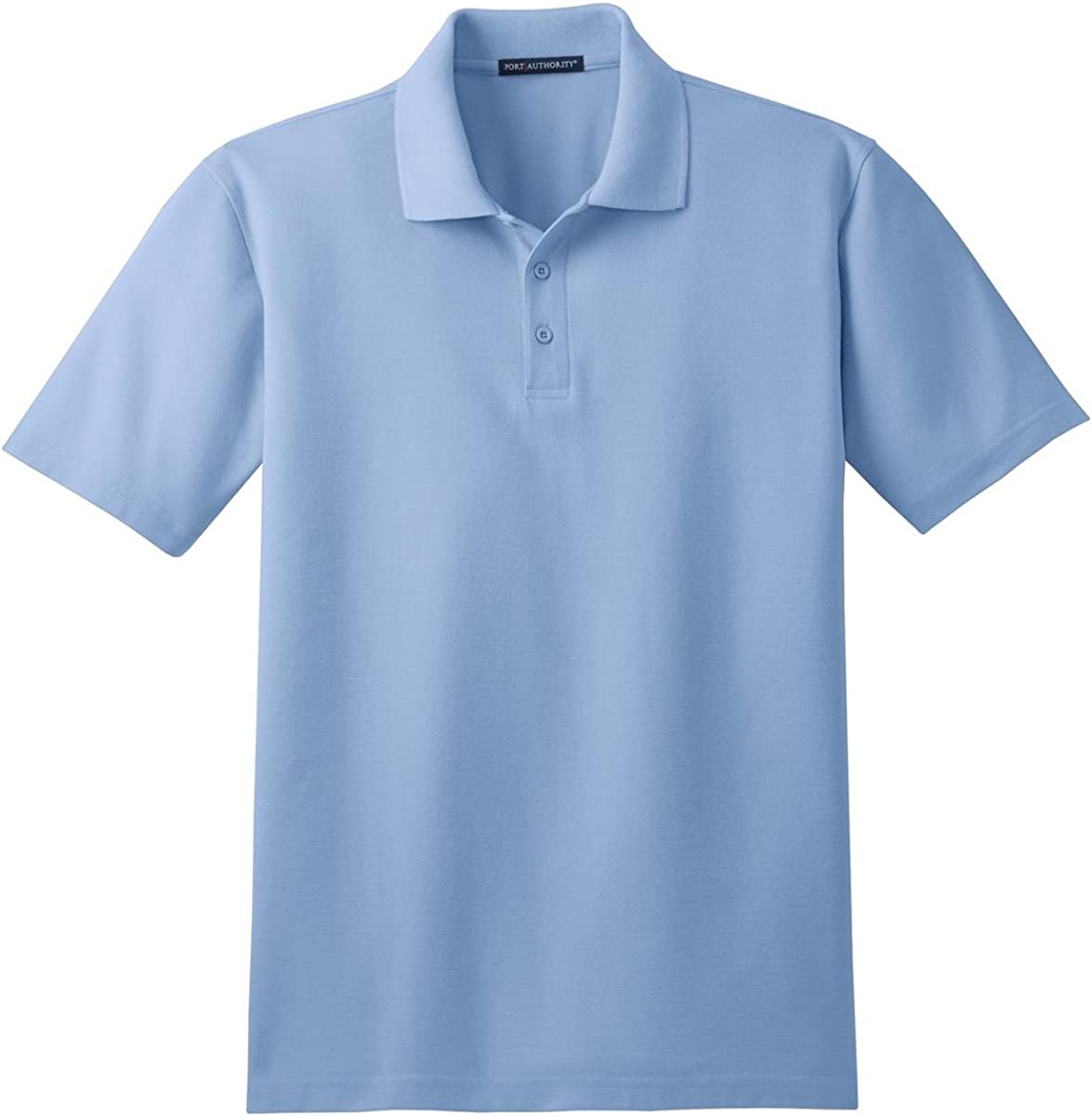 Port Authority Mens Tall StainResistant Polo