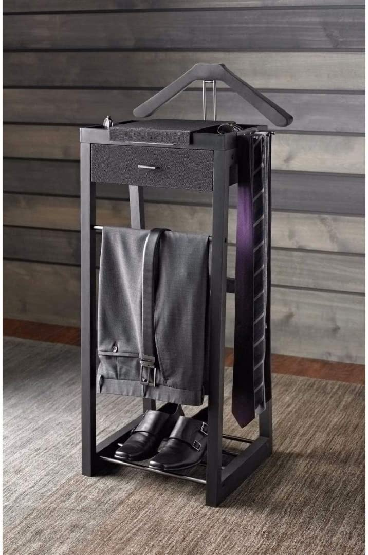 Standing Valet Stand Kenneth Cole Home Office Suit Organizer