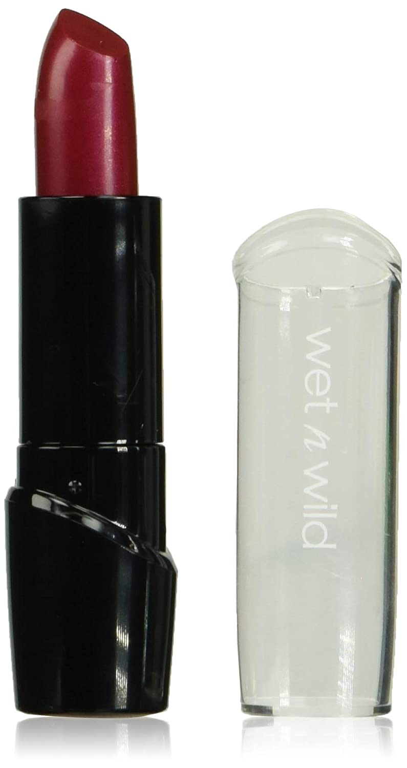 wet n wild Silk Finish Lip Stick, Just Garnet