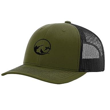 Amazon.com  Bird Hunting Embroidery Design Richardson Structured ... 4667f6ad615