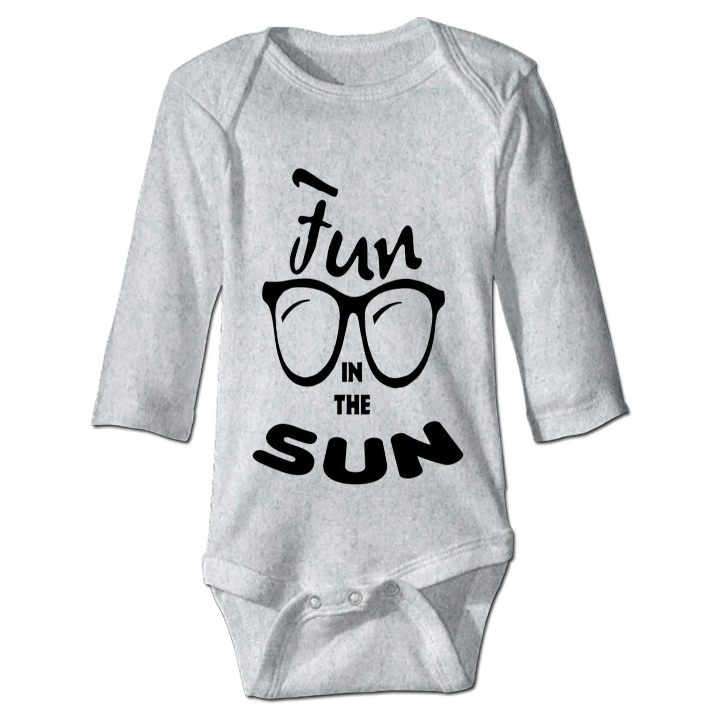 SALW Baby Onepiece Pow Comic Explosion Cotton Bodysuits